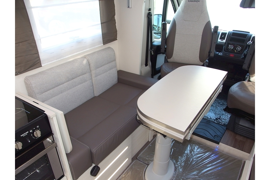 Chausson 738 XLB Welcome VIP Image 8