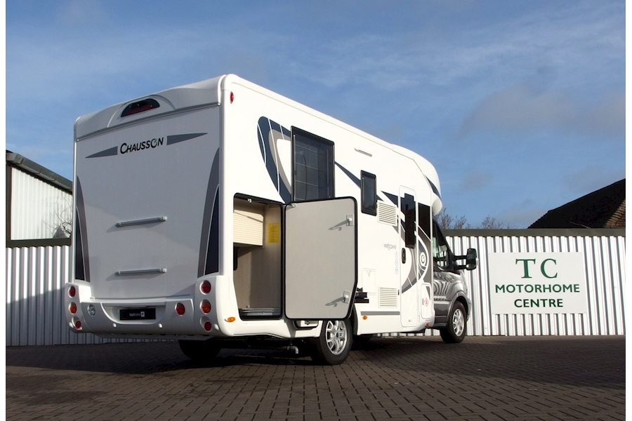 Chausson 738 XLB Welcome VIP Image 18