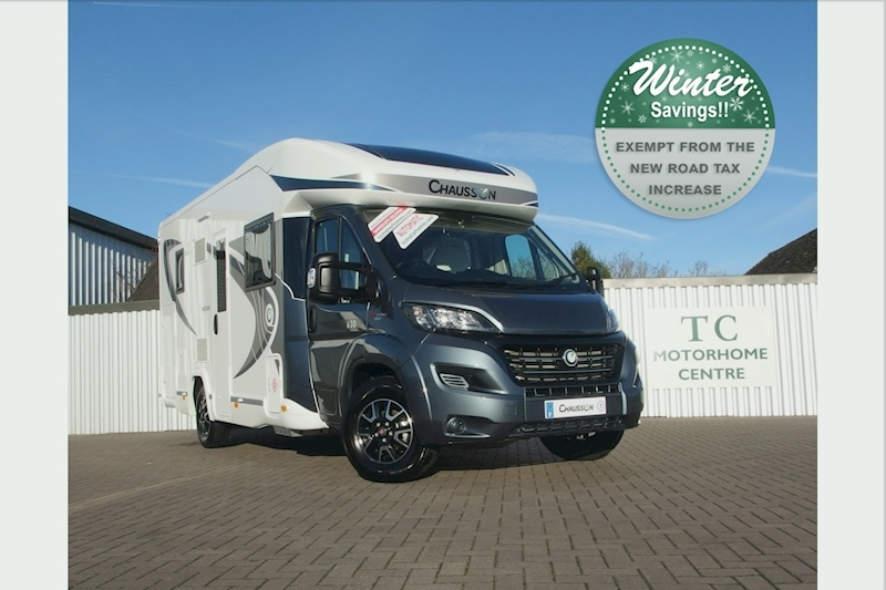 Chausson 630 Welcome Premium VIP Image 0