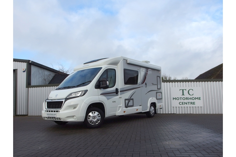 Elddis Accordo 105 Low profile 2198 Manual Diesel