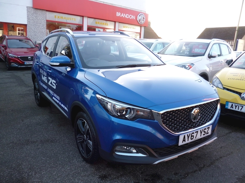 MG Mg Zs Exclusive