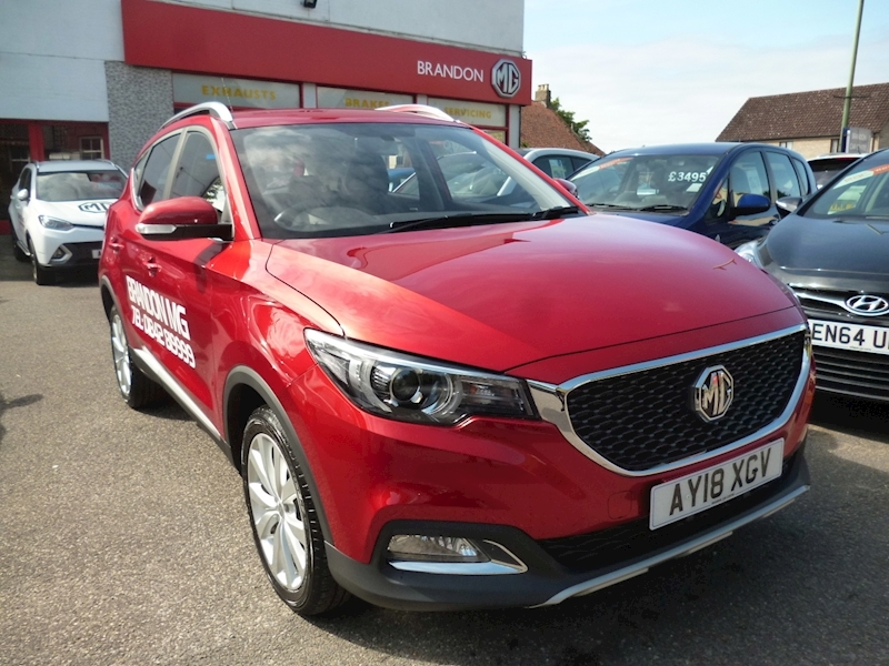 MG Mg Zs Excite