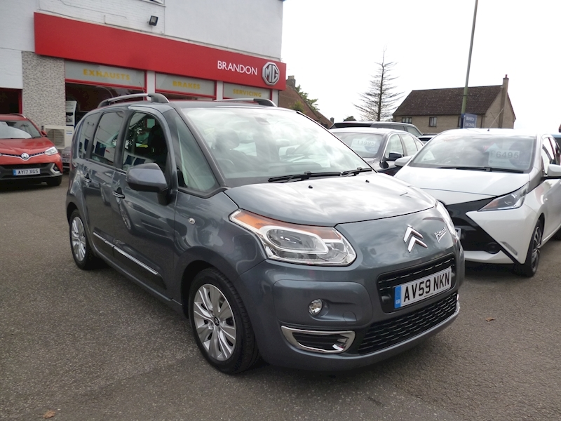 Citroen C3 Picasso Hdi Exclusive