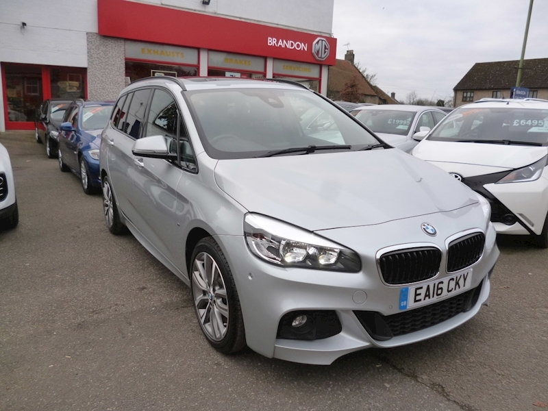 Bmw 2 Series 220D M Sport Gran Tourer