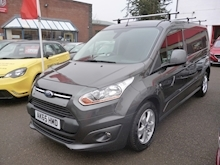 Ford Transit Connect 1.6 240 Limited P/V Panel Van - Thumb 2