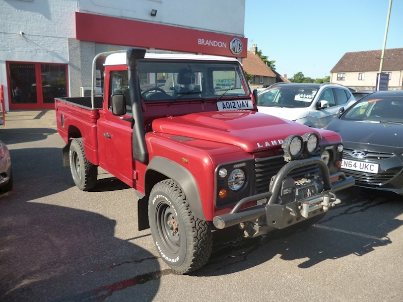 Land Rover Defender 110 Td High Capacity Pick Up
