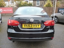 Volkswagen Jetta 1.6 Se Tdi Bluemotion Technology Dsg Saloon - Thumb 4