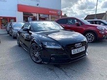 Audi Tt 2.0 Tdi Quattro Black Edition Coupe - Thumb 0