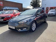 Ford Focus 1.5 Titanium Tdci Hatchback - Thumb 2