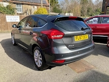 Ford Focus 1.5 Titanium Tdci Hatchback - Thumb 3