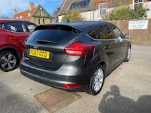 Ford Focus 1.5 Titanium Tdci Hatchback - Thumb 5