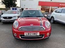 MINI Hatch 1.6 Cooper D London 2012 Edition Hatch Hatchback - Thumb 1