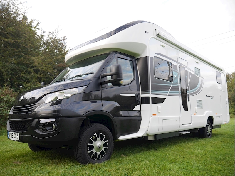 Swift Kon-Tiki 675 Dynamic