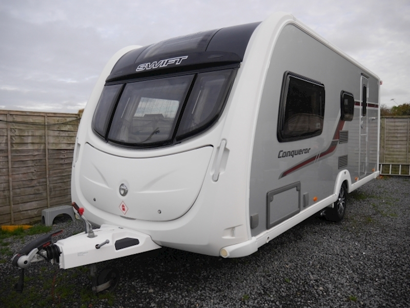 Swift Conqueror 530
