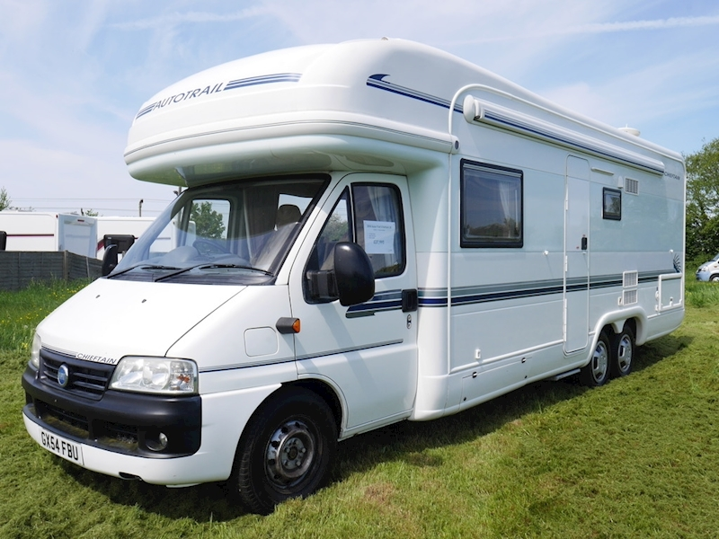 Auto-Trail Chieftain SE