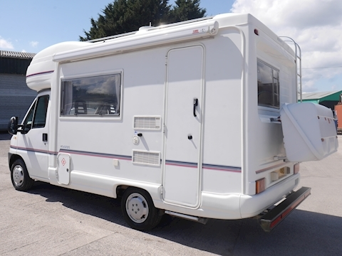 Auto Sleeper Vivanti