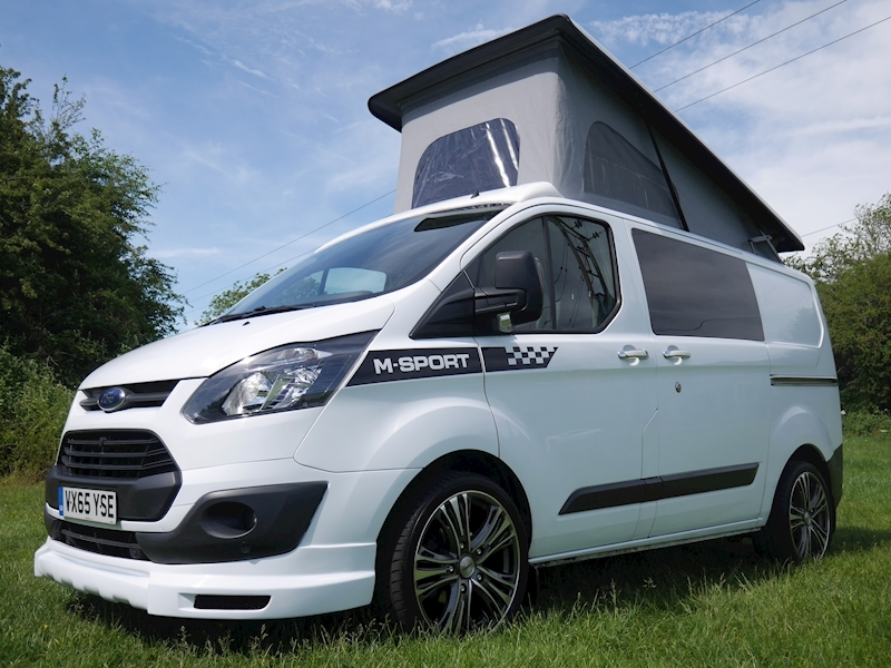 Transit Custom Conversion 2.2 Campervan Manual Diesel