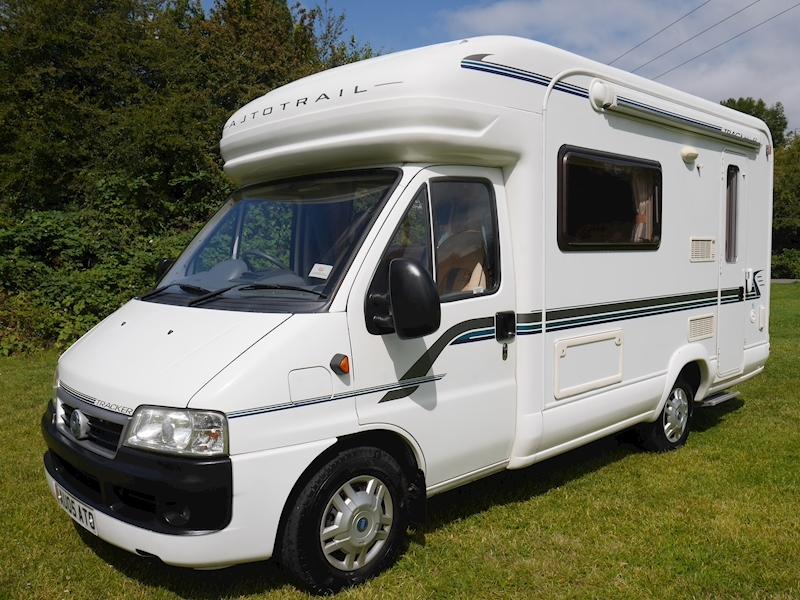 Auto-Trail Tracker SE