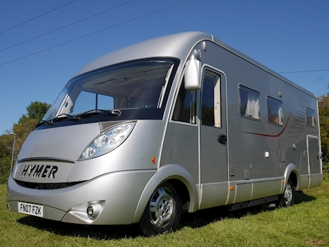 B-CL 694 SL Motorhome 2.3 Manual Diesel