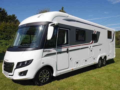 Distinction I1090 Motorhome 2.3 Automatic Diesel