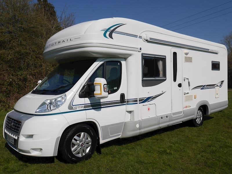 Auto-Trail Frontier Dakota SE