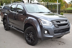 Isuzu D-Max Utah Huntsman Double Cab 4x4 Pick Up