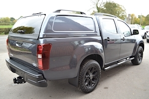 D-Max Utah Huntsman Double Cab 4x4 Pick Up 1.9 4dr Pickup Automatic Diesel