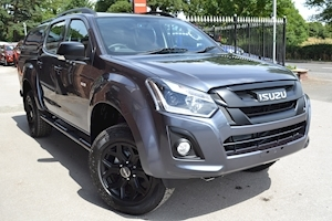 Isuzu D-Max Utah Huntsman Plus Pack Double Cab 4x4 Pick Up Pedders Suspension