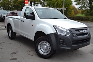 Isuzu D-Max Single Cab 4x4 Pick Up