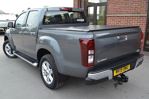 D-Max Yukon Double Cab 4x4 Pick Up 1.9 4dr Pickup Manual Diesel