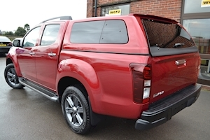 D-Max Blade Double Cab 4x4 Pick Up with Glazed Canopy 1.9 4dr Pickup Automatic Diesel