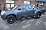 Isuzu D-Max Extended Cab 4x4 Pick Up with Mountain Roll Lid 18 Inch Black Alloys 1.9 - Thumb 2