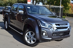 Isuzu D-Max Yukon Double Cab 4x4 Pick Up