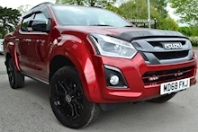 Isuzu D-Max Blade Double Cab 4x4 Pick Up Hi Spec Demo Fitted with SCZ Sports Lid 19 Inch Alloys 1.9 - Thumb 0