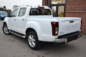 D-Max Utah Double Cab 4x4 Pick Up 1.9 4dr Pickup Automatic Diesel