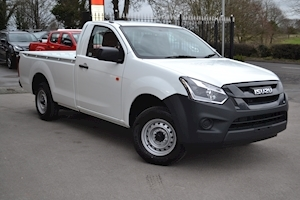 Isuzu D-Max Single Cab 4x2 2 Wheel Drive Pick Up