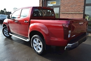 D-Max Yukon Double Cab 4x4 Pick Up 1.9 4dr Pickup Automatic Diesel