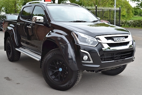 Isuzu D-Max Arctic Trucks AT35 Double Cab 4x4 Pick Up
