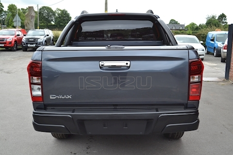 D-Max Blade 195 Bhp Double Cab 4x4 Pick Up fitted Roller Lid and Style Bar 1.9 4dr Pickup Automatic Diesel