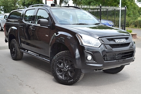 Isuzu D-Max Utah Huntsman Plus 4x4 Double Cab Pick Up
