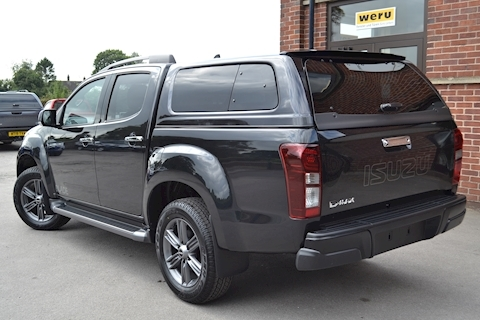 D-Max Blade Double Cab 4x4 Pick Up 1.9 4dr Pickup Manual Diesel