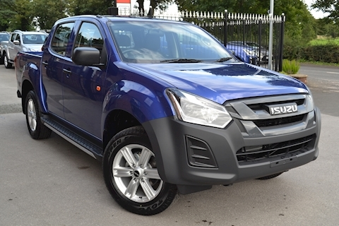 Isuzu D-Max Workman+ Double Cab 4x4 Pick Up