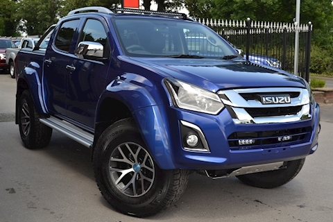 Isuzu D-Max Arctic Trucks At35 Safir Double Cab 4x4 Pick-Up