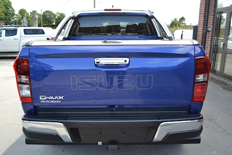 D-Max Arctic Trucks At35 Safir Double Cab 4x4 Pick-Up 1.9 4dr Pickup Automatic Diesel