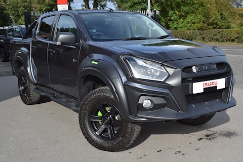 Isuzu D-Max XTR Double Cab 4x4 Pick Up