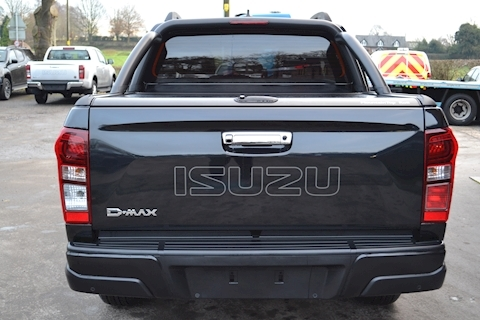 D-Max Blade Double Cab 4x4 Pick UP Fitted Roller Lid and Style Bar 1.9 4dr Pickup Manual Diesel