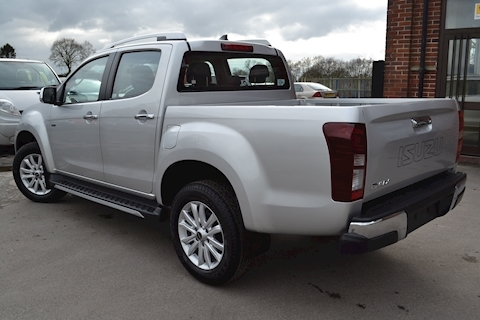 D-Max Utah Double Cab 4x4 Pick~Up 1.9 4dr Pickup Automatic Diesel