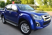 Isuzu D-Max Yukon Nav Plus Double Cab 4x4 Pick Up Fitted Roller Lid and Style Bar 1.9 - Thumb 0