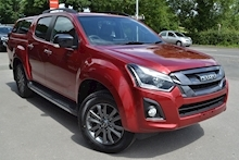 Isuzu D-Max Blade Double Cab 4x4 Pick Up Fitted Glazed Canopy 1.9 - Thumb 0