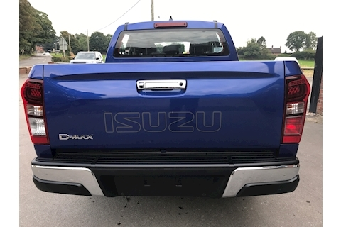 D-Max Utah Doble Cab 4x4 Pick Up 1.9 4dr Pickup Automatic Diesel